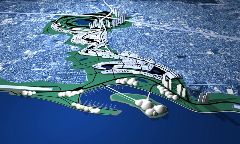 Kartal Sub-Centre & Kartal-Pendik Waterfront