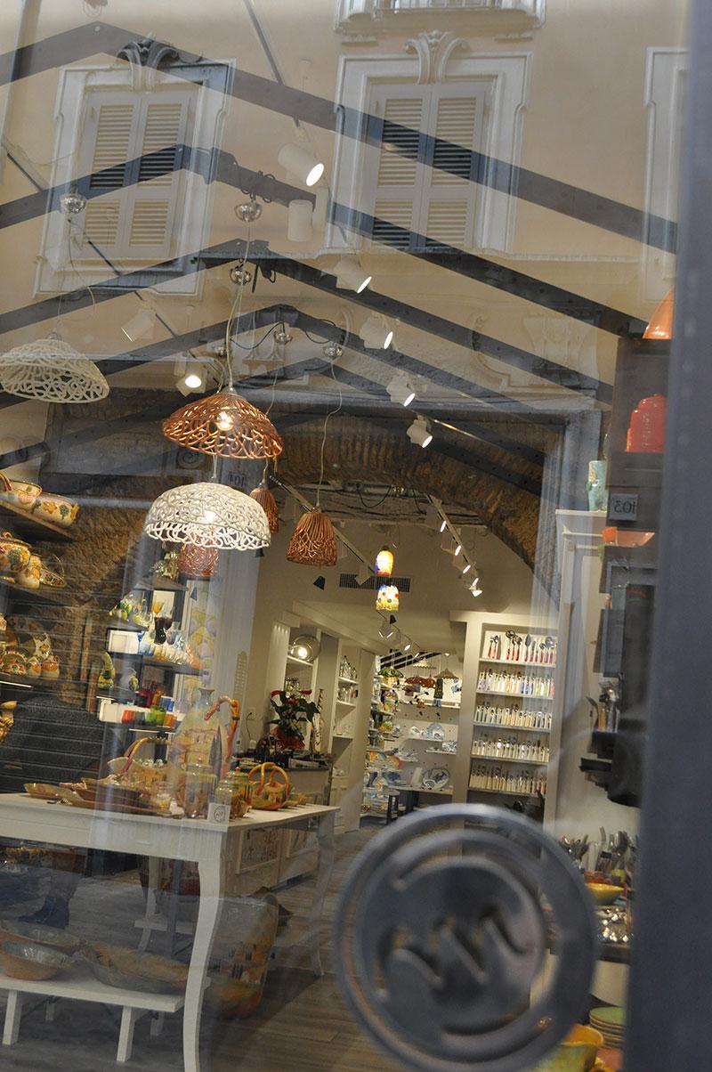 Modigliani ceramiche Roma